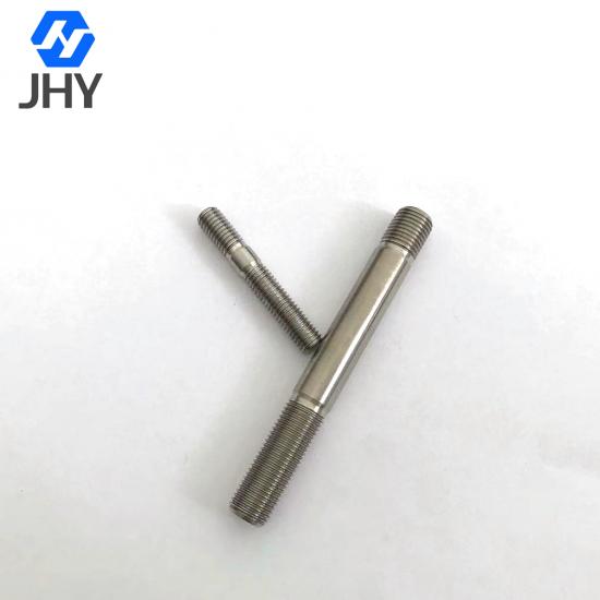 Titanium Double End Studs - Bm = 1.25d Titanium Fasteners
