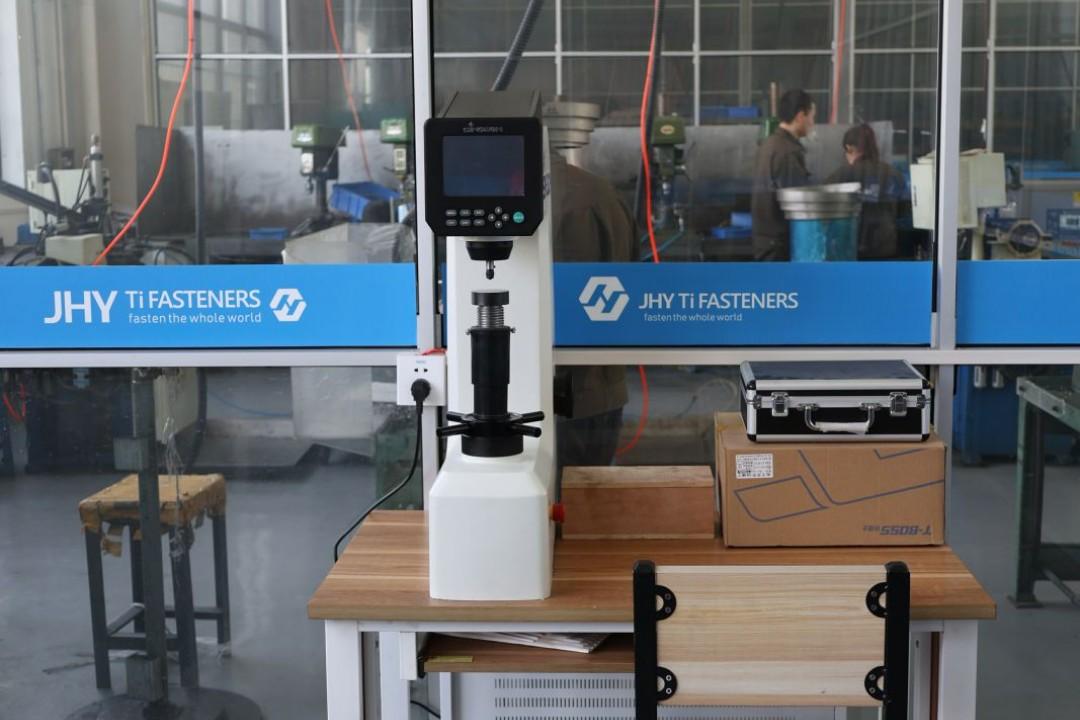 Testing-HRC Hardness Tester