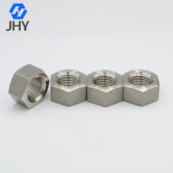 DIN934 titanium hex nuts
