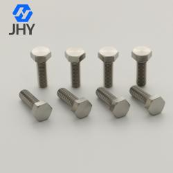 DIN933 titanium hex bolts