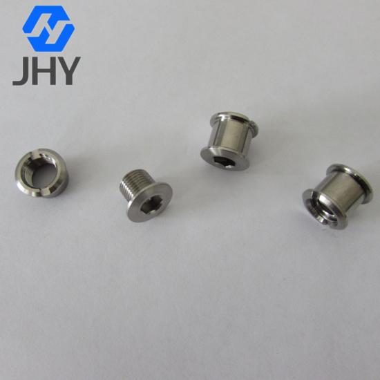 Gr5 Titanium chainring bolt nut