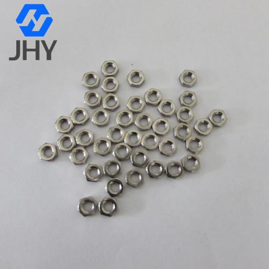 DIN439 Titanium thin nuts
