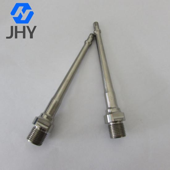 Gr5 Bicycle titanium pedal shafts