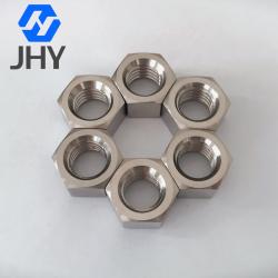 DIN934 Gr2 titanium Nuts M10