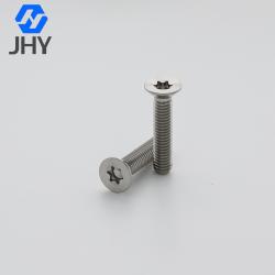 Titanium Hexalobular Socket Countersunk Head Screws