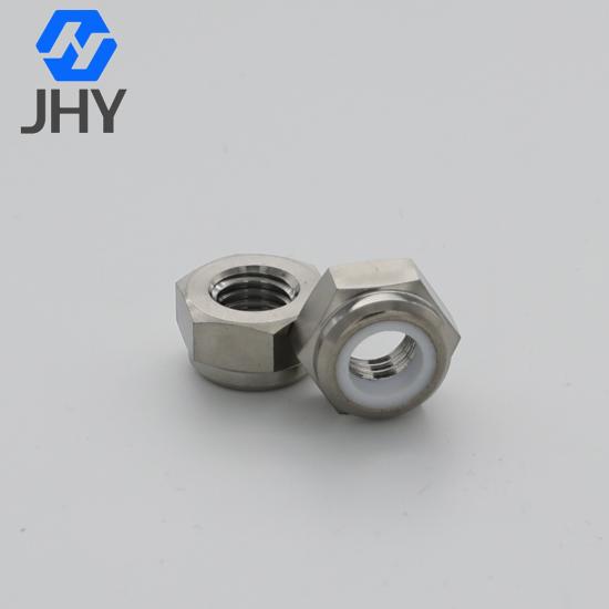 Titanium Nylon Lock Nuts