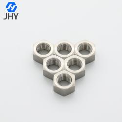 Titanium Hexagon Nuts