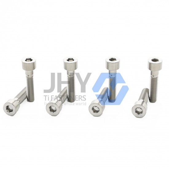 Titanium Hexagon Socket Head Cap Screws