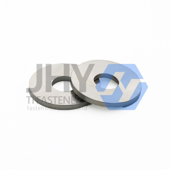 Titanium Plain Washers - Large Series - Grade A