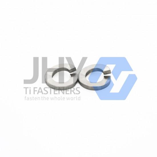 Titanium Spring Lock Washers